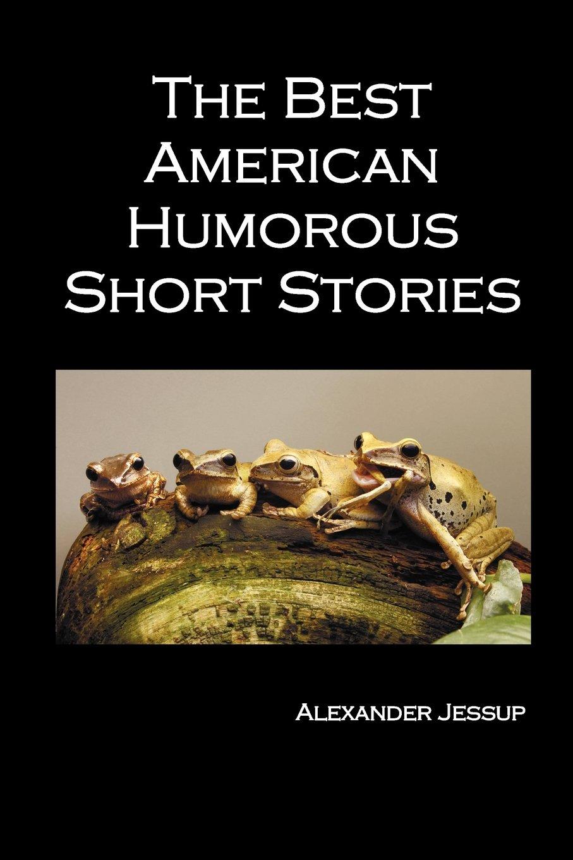The Best American Humorous Short Stories pdf