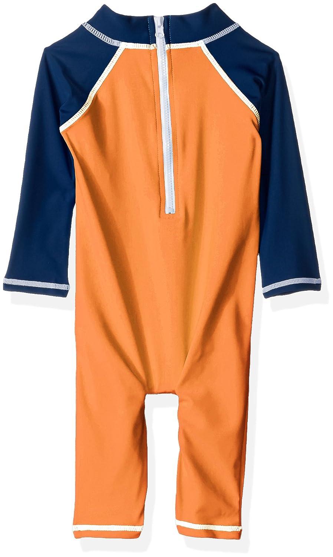 Rash Suit Flap Happy Boys Baby UPF 50