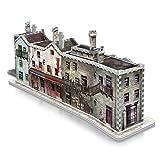 WREBBIT 3D Diagon Alley 3D Jigsaw Puzzle
