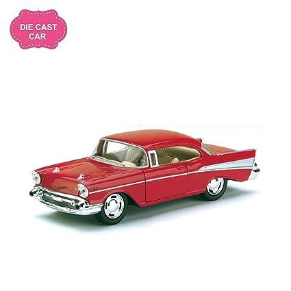 Buy Kinsmart 140 Scale 1957 Chevrolet Bel Air Die Cast Car With