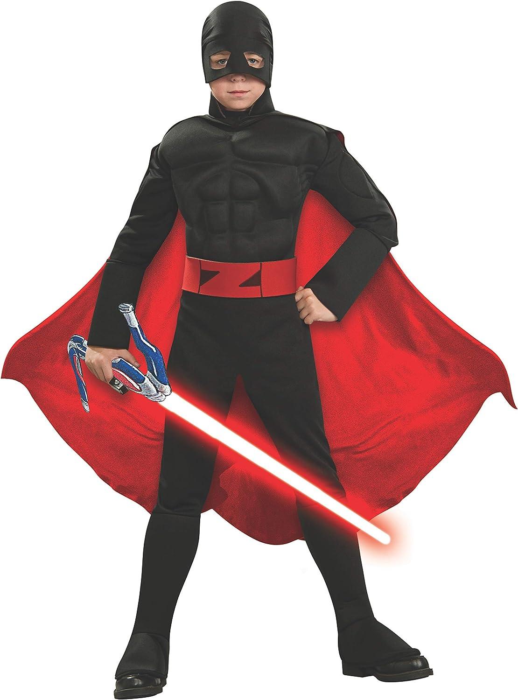 Rubies Disfraz del Zorro Generación Z para niño: Amazon.es ...