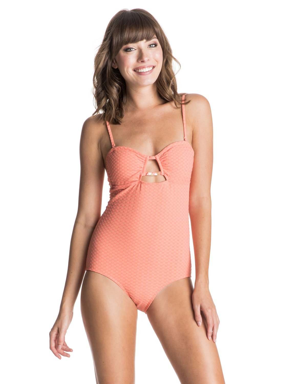 Roxy Damen Softly Exotic Swimsuit