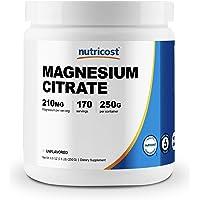 Nutricost Magnesium Citrate Powder