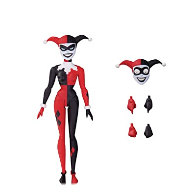 DC Collectibles Batman: The Animated Series: The New Batman Adventures: Harley Quinn Action Figure