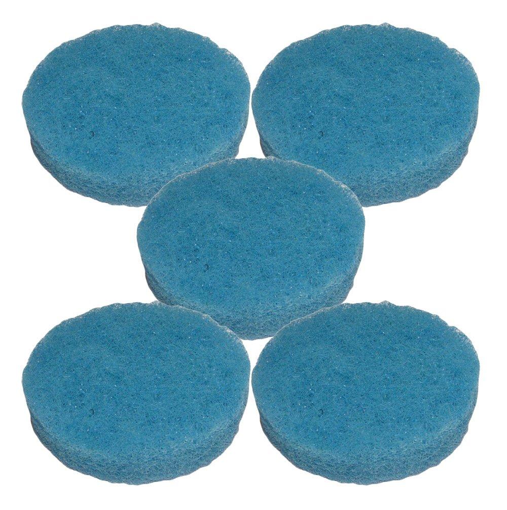 Black & Decker Scumbuster (5 Pack) Replacement Blue Scrubbing Pad # 173471-01-5pk