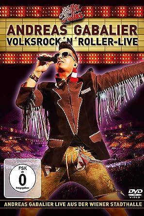 Volksrocknroller Dvd Inkl Bonusmaterial Amazonde Andreas