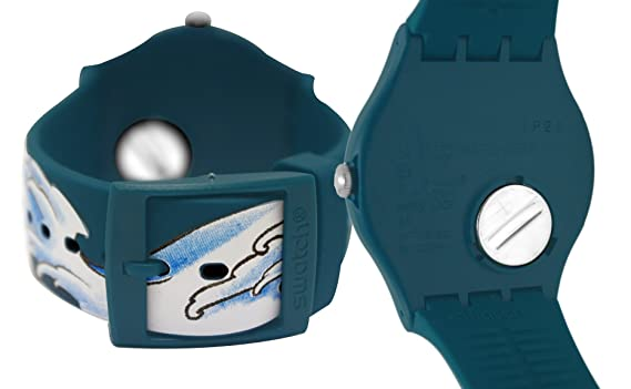 Swatch - Reloj de Pulsera Unisex suoz152: Amazon.es: Relojes