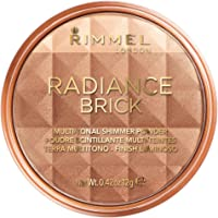 Rimmel London Radiance Brick Bronzer, Light, #1 12 g