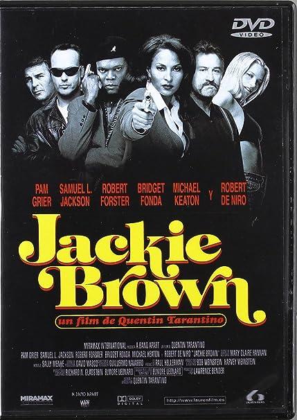 Jackie Brown [DVD]: Amazon.es: Varios: Cine y Series TV