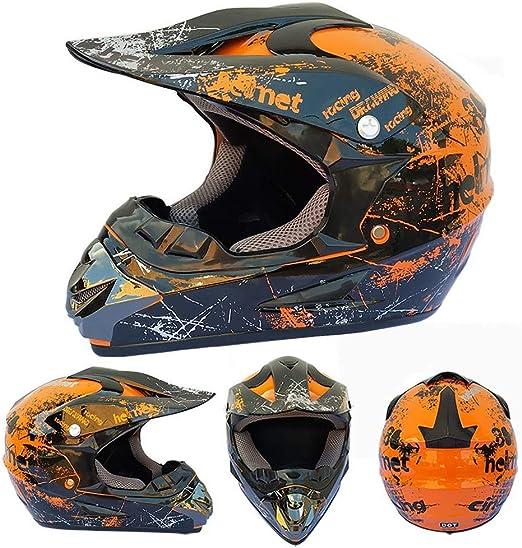 Casco De Moto De Cross Country Casco De Cross Casco Integral ...