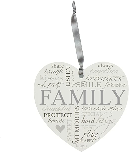 Dance In The Rain Hanging Plaque With Ribbon More Than Words Gift