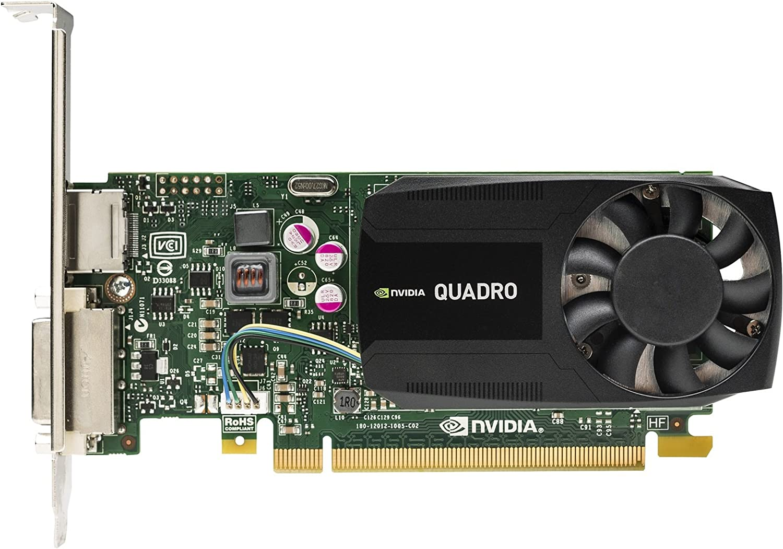 HP NVIDIA Graphics Card Low Profile J3G87AT