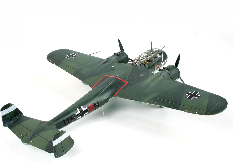 Revell Modellbausatz 04655 Dornier Do 17 Z-2 im Ma/ßstab 1:72