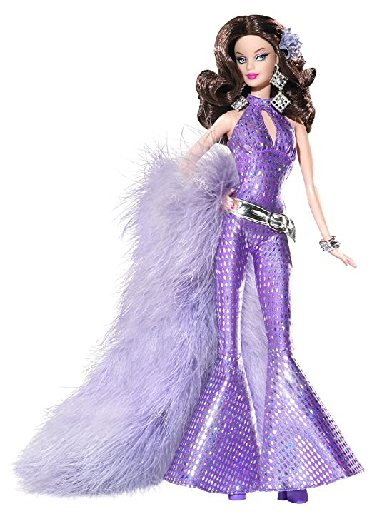 Barbie Celebrate, Disco Doll Doll 2008 by Barbie