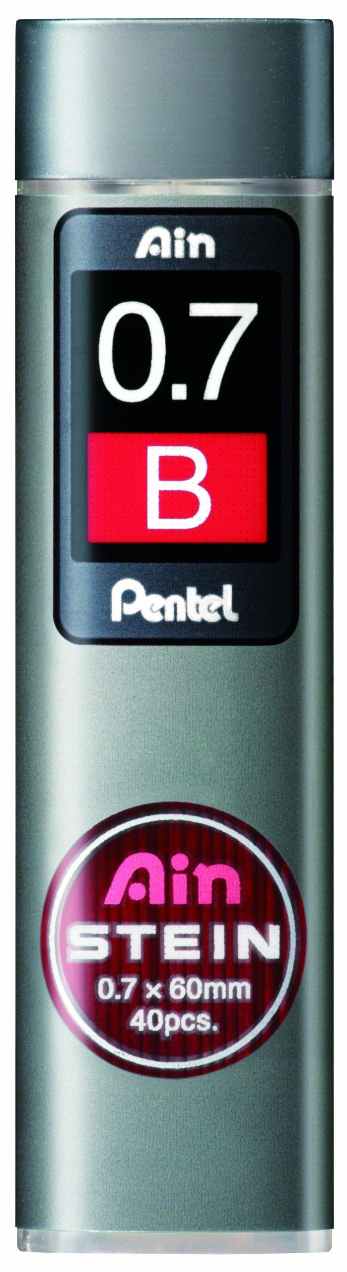 Pentel Ain Stein 40 Minas (1 Tubo) 0.7mm B