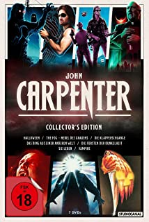 Pack John Carpenter [DVD]: Amazon.es: Varios: Cine y Series TV