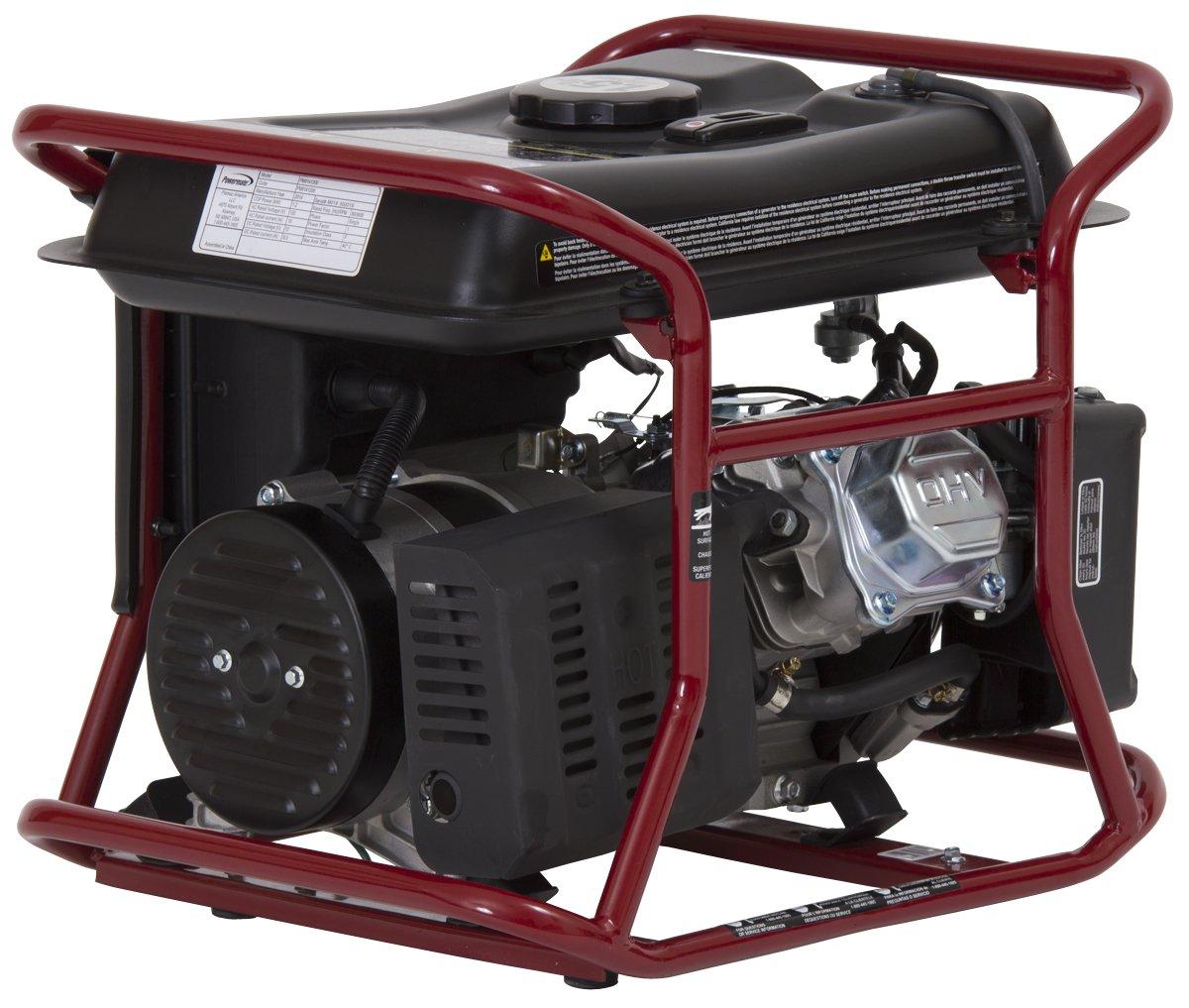 Amazon.com : Powermate PM0141201, 1200 Running Watts/1500 Starting Watts,  Gas Powered Portable Generator : Garden & Outdoor