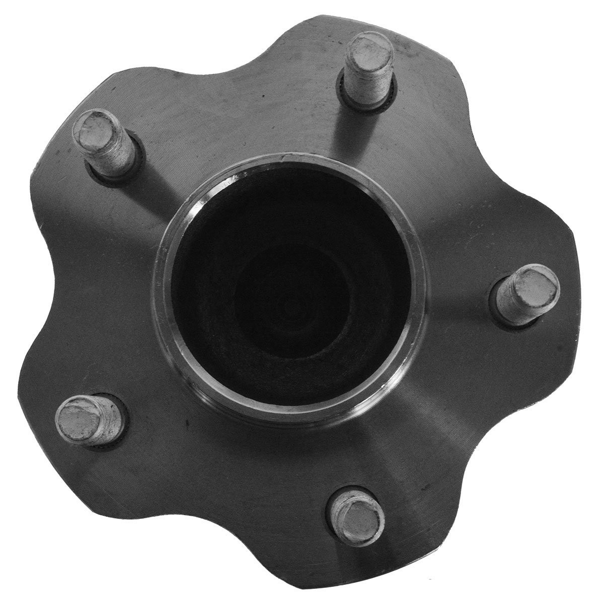 TRQ Wheel Bearing /& Hub Assembly Rear Driver or Passenger Side for Altima Maxima