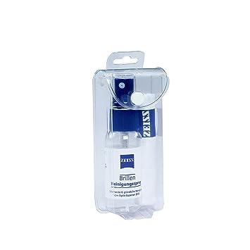 ausgewähltes Material heiß-verkauf freiheit amazon ZEISS Brillen-Reinigungsset (30 ml mit Mikrofasertuch) zur schonenden &  gründlichen Reinigung Ihrer Brillengläser
