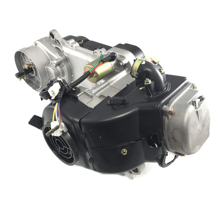 KOMPLETT 4-TAKT Motor 10 40cm China Roller//BAOTIAN BENZHOU YIYING REX HYOSUNG ZNEN GY6 China Roller 49ccm 139QMA 139QMB 50ccm