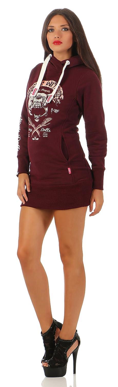 e3182b316615 Yakuza Premium Damen Kapuzensweater GH-2347  Amazon.de  Bekleidung