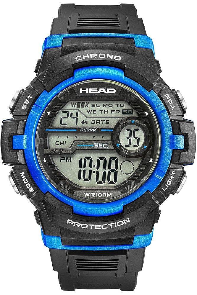 Reloj HEAD Rally HE-112-02 - Digital Cuarzo para Hombre en Resina
