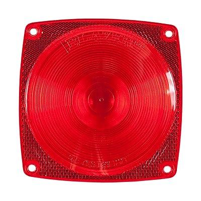 Blazer B983 Stop/Tail/Turn Light Replacement Lens: Automotive