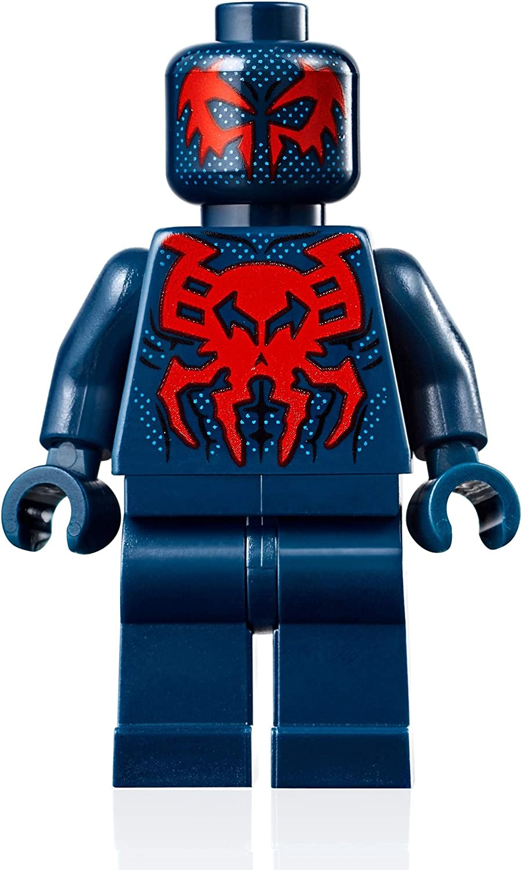 LEGO Super Heroes Spider Man Minifigure - Spiderman 2099 (76114)