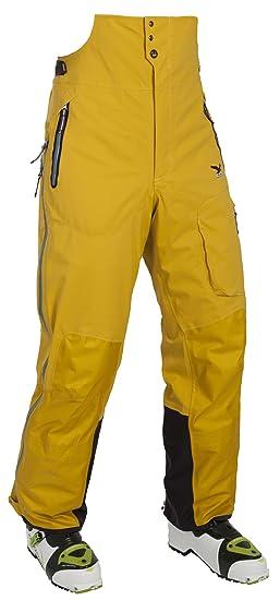 SALEWA Vasaki PTX 3L - Pantalones para hombre amarillo sahara 8300  Talla 52  Amazon.es  Deportes y aire libre d3f2df2ed9ce