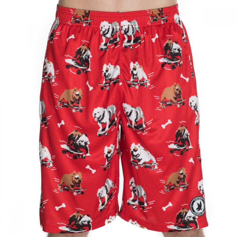 Flow Society Boys' Big Bull Dog Shorts, YKF72952