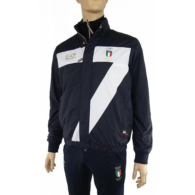 74ee75973b Emporio Armani Giubbotto Uomo EA7, Olympic Team Art: 211727 6P907 ...