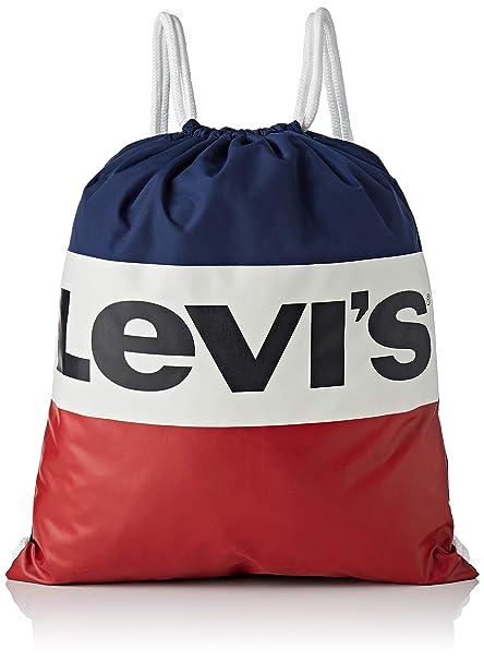 Levis - ® Everyday Sportswear Gym Bag, Shoppers y bolsos de hombro Hombre, Azul