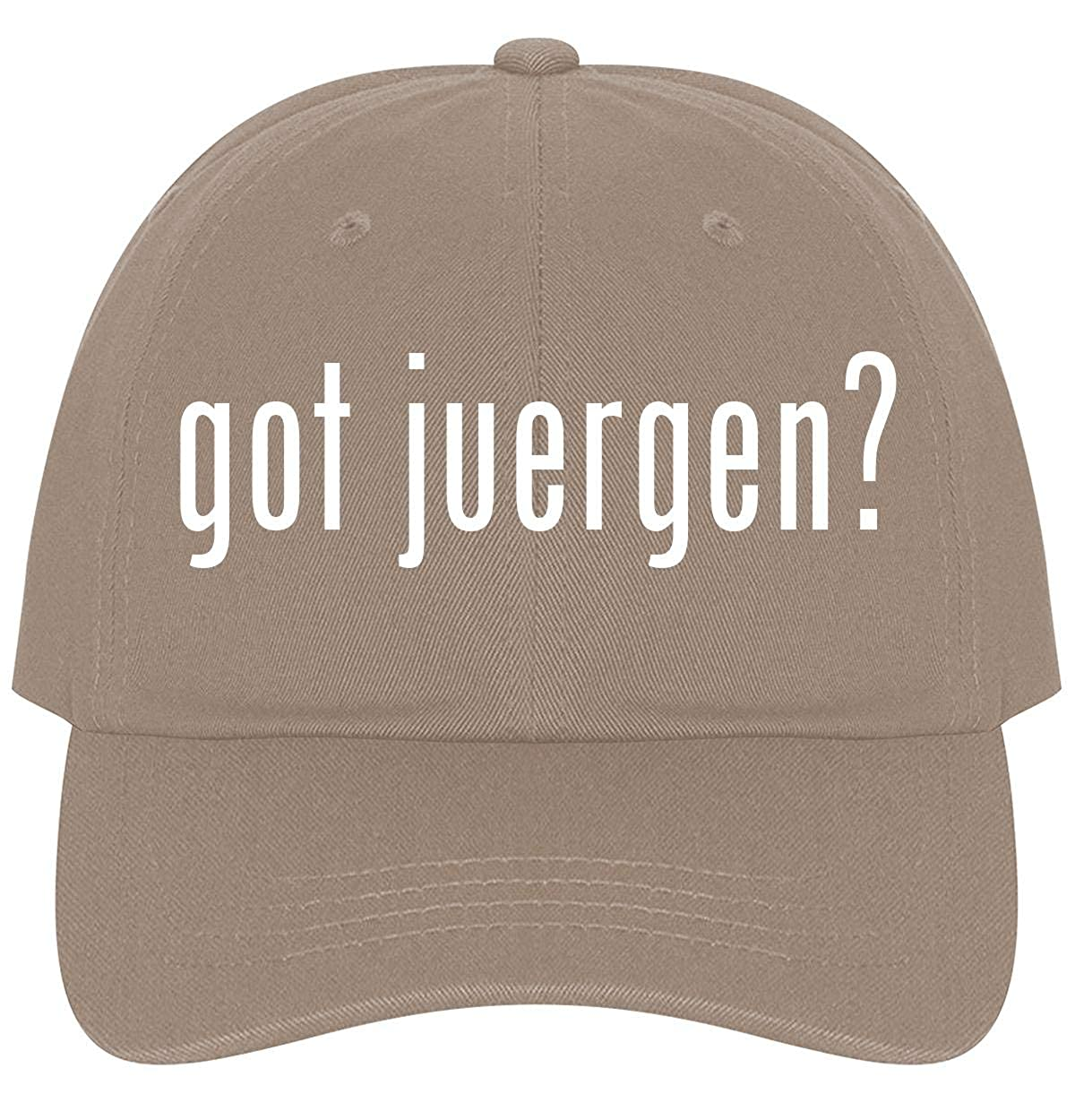 The Town Butler got Juergen? A Nice Comfortable Adjustable Dad Hat Cap