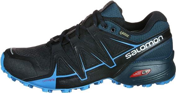 Salomon Speedcross Vario 2 GTX, Calzado de Trail Running para Hombre: Amazon.es: Zapatos y complementos