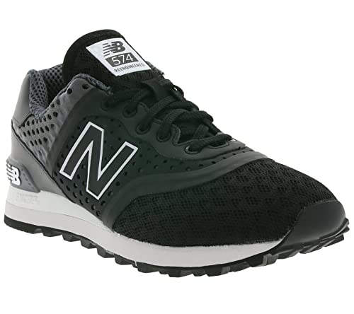 New Balance 574 Sneaker Nero MTL574CG, Damen Schuhe