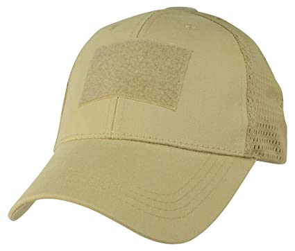 a6324d79058 Image Unavailable. Image not available for. Color  Eagle Crest Mesh Back  Khaki Operator Cap