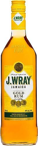 J. Wray & Nephew Jamaica Oro Ron - 700 ml