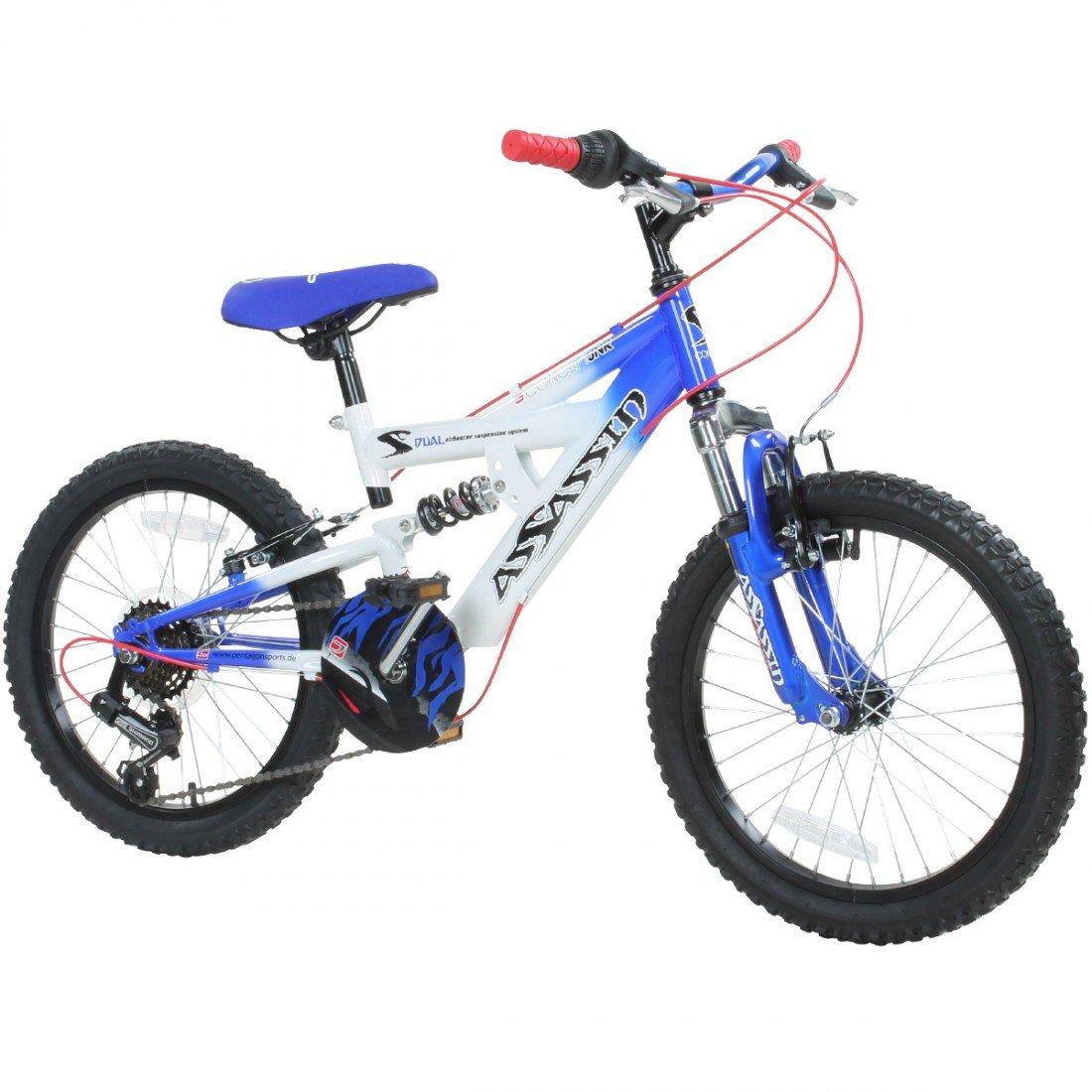 Kinder Mountainbike 20 Zoll: Amazon.de