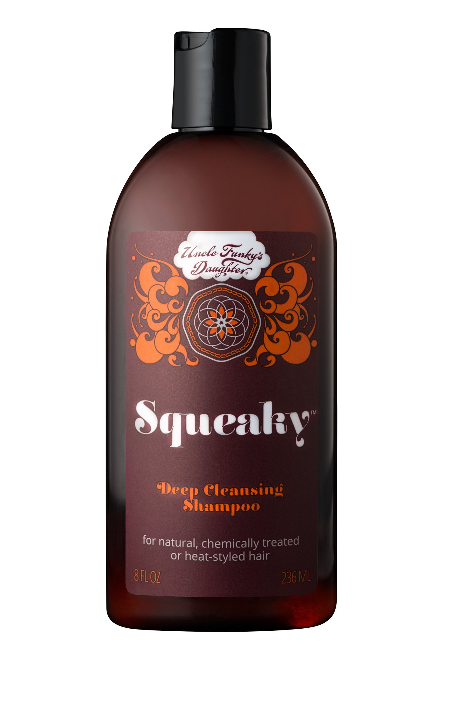 Squeaky Deep Cleansing Shampoo, 8 oz