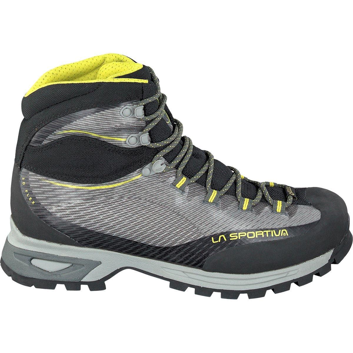 La Sportiva Unisex-Erwachsene Trango TRK GTX Carbon/Sulphur Trekking-& Wanderstiefel