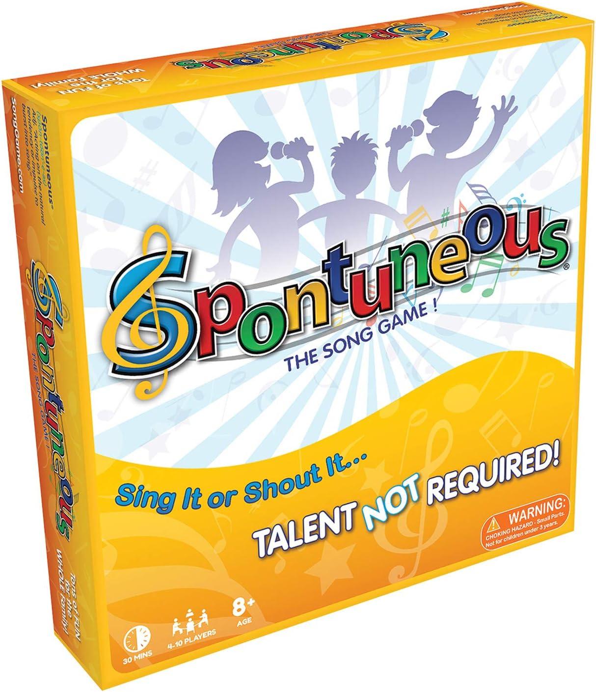 Spontuneous/