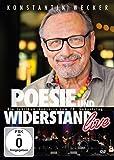 Poesie und Widerstand live - Die Jubiläumskonzerte zum 70. Geburtstag [3 DVDs]