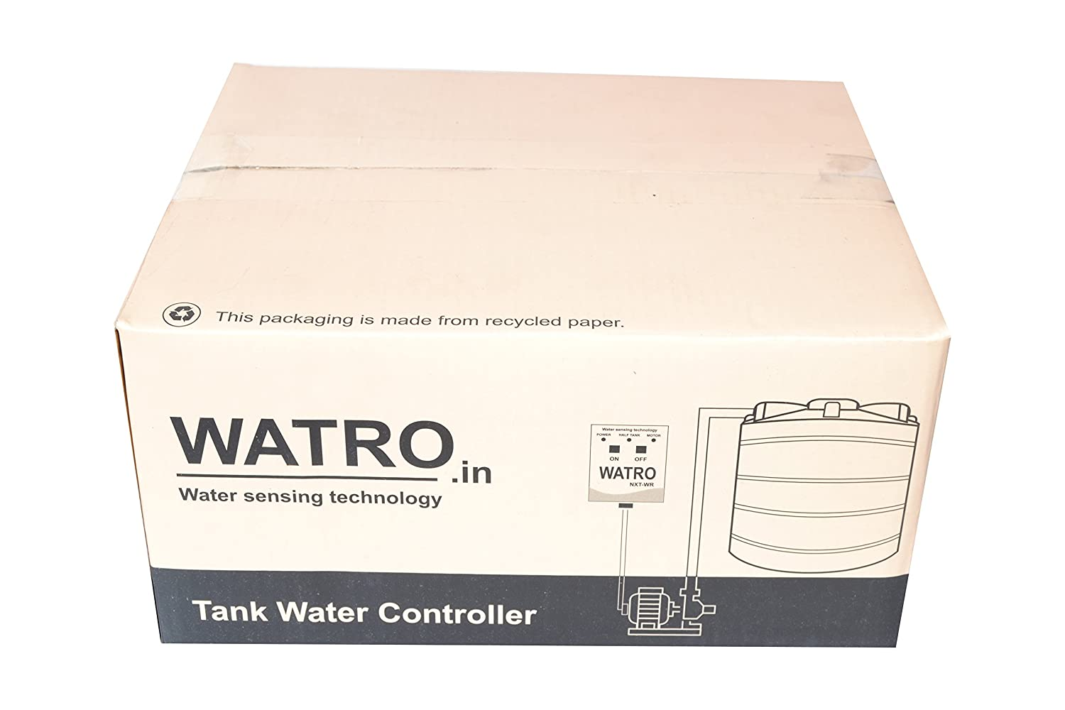 Watro Fully Automatic Water Tank Level Controller Tinned Copper Auto Top Off Com Wiring Diagram Electronics