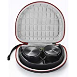Hard Case for Sony MDRZX110NC/ZX300/ZX310/MDRZX110 ZX Series Stereo/MDRZX110AP Extra Bass Headphones Travel Carrying Storage