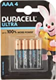 Duracell Ultra Alkaline AAA Batteries (Pack of 8)