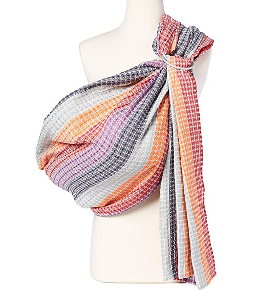 Hip Baby Wrap Ring Sling - Best ring sling for toddle