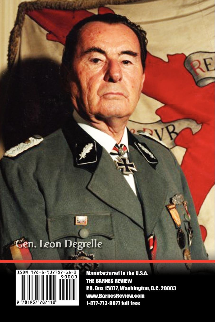 Leon Degrelle: biography and books