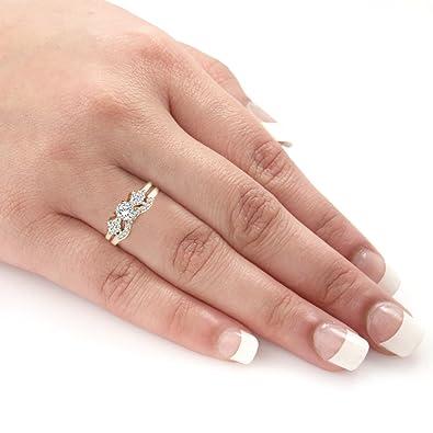 Diamond Wish AM-WS1057-RB150-E2-18K product image 3