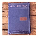 Holy Bible /Blue-Denim-Cover-8inch*5.7inch
