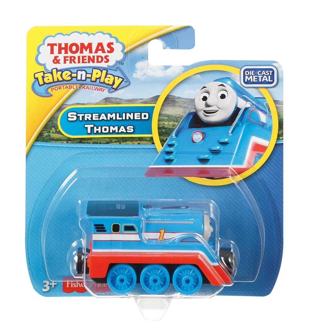 Fisher-Price Thomas & Friends Take-n-Play, Streamlined Thomas